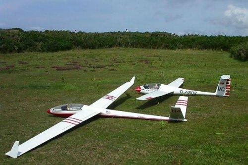 pat teakle hp 18 scale glider sailplane for rc